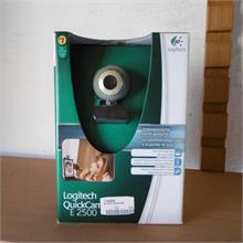 1  Webcam ( PC-Kamera ) Logitech